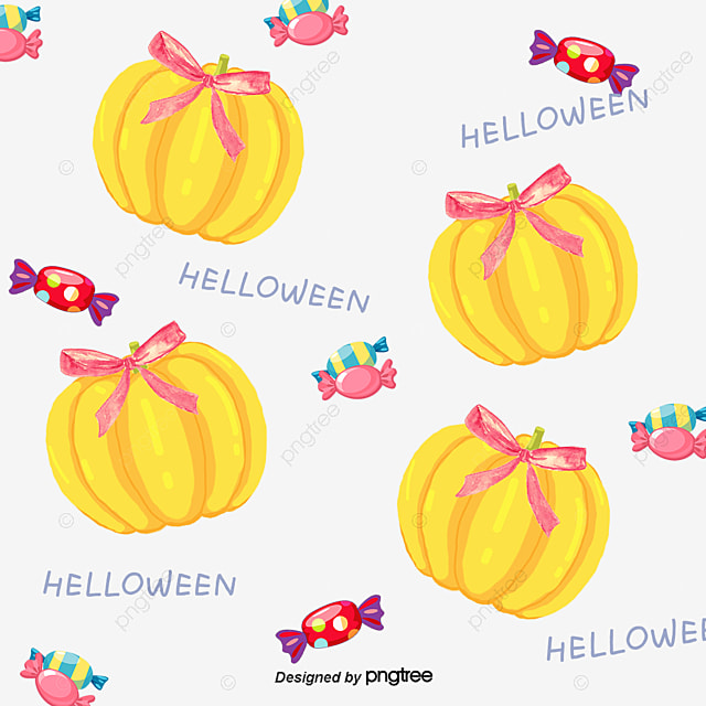 Halloween elements, Watercolor, Halloween, Background PNG and Vector