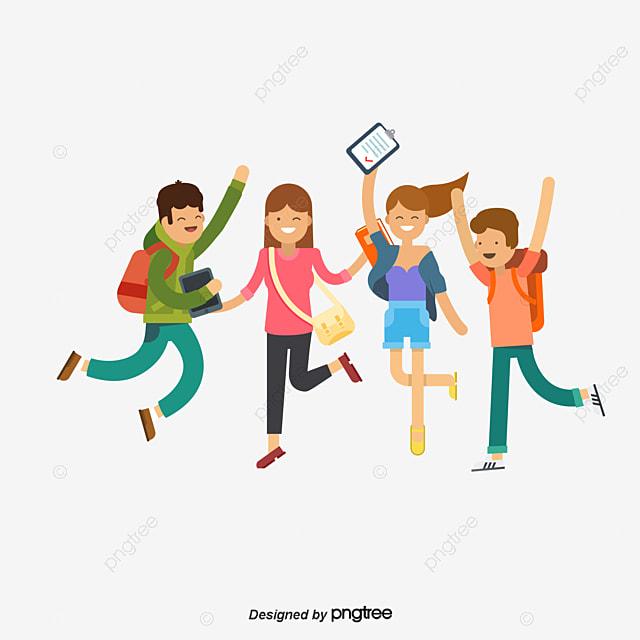 students boy l  u00e9ducation fille apprendre fichier png et psd pour le t u00e9l u00e9chargement libre
