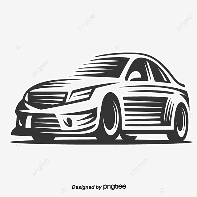 Wedding Car Sightseeing Marry Romantic PNG And Vector