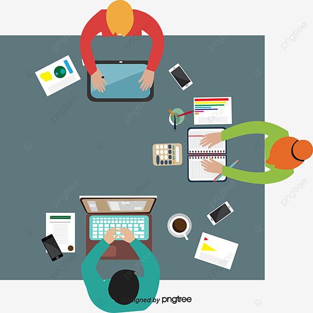 Vector escenas trabajo flat icon el icono del telefono for Telefono oficina de empleo madrid