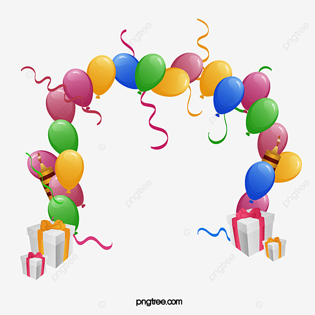 Anniversaire anniversaire festival c l brer image png pour le t l chargement libre - Clipart anniversaire gratuit telecharger ...