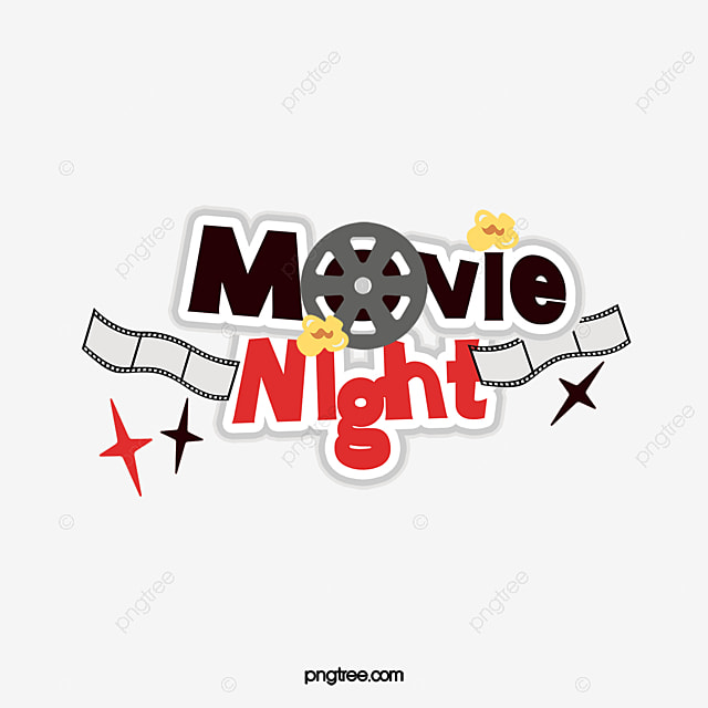 movie night film clips film black png image and clipart for free rh pngtree com movie clipart transparent background movie clip art free