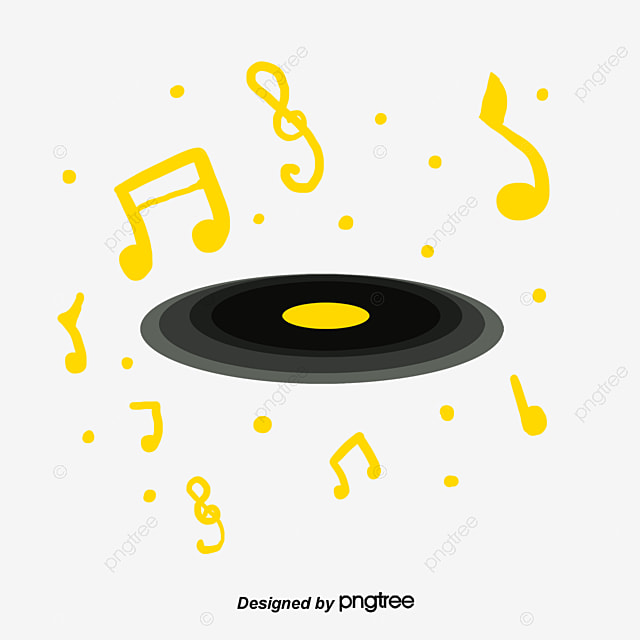 Vinyl Hand Hd Vector Music Png And Vector For Free Download