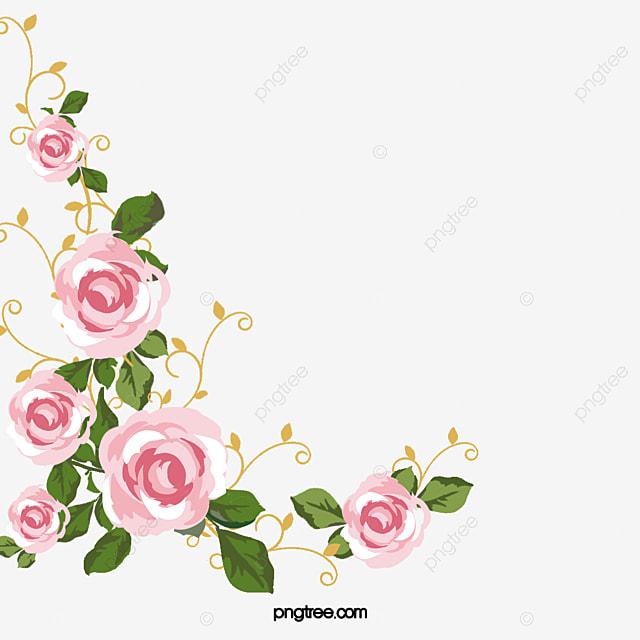 Rosas Rosadas Flores Pink Flores Imagen Png Para Descarga Gratuita