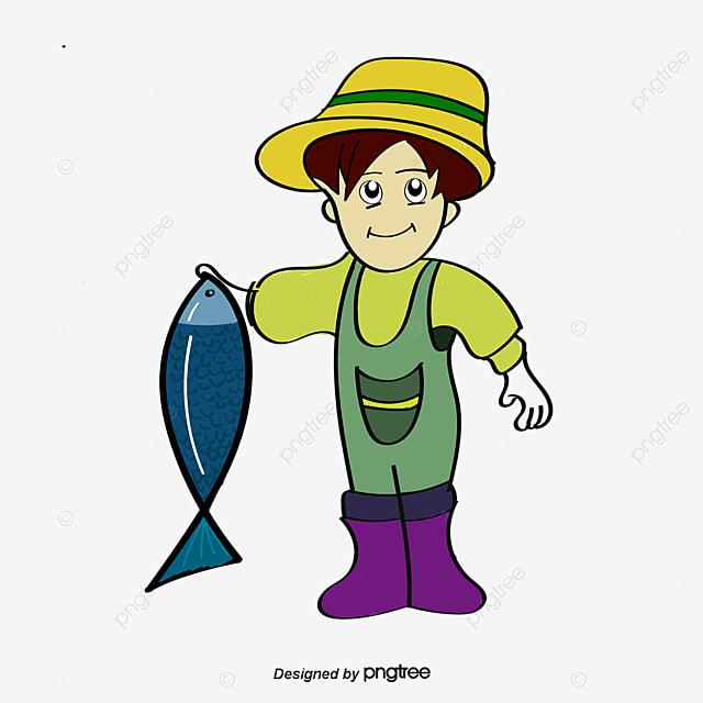 Les p cheurs et les poissons poisson la p che dessin de - Croquis poisson ...