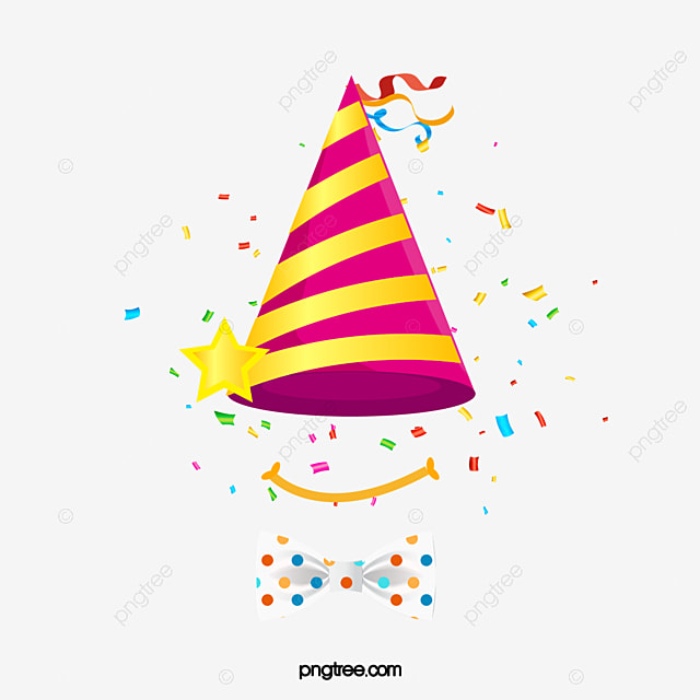 Birthday hat png images vectors and psd files free download on vector birthday hats birthday clipart happy birthday png and vector maxwellsz