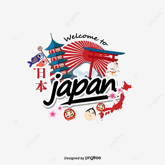 vecteur de dessin anim u00e9 japonais touristique japon lucky