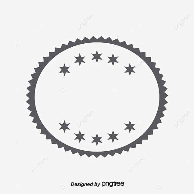 Vector Round Frame, Round Vector, Frame Vector, Vector PNG and ...