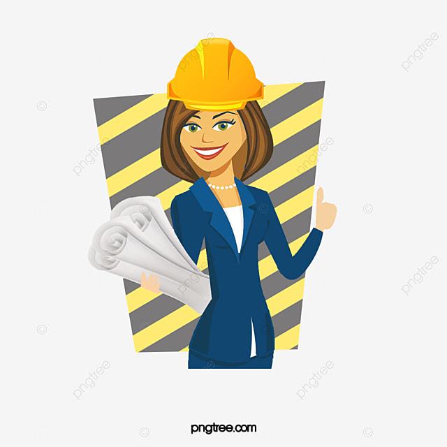 vector female engineers female engineer vector
