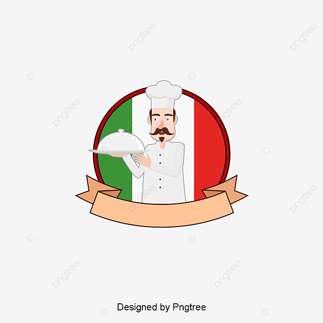 vector material cartoon chef  cartoon characters  chef italian chef clip art free fat italian chef clipart