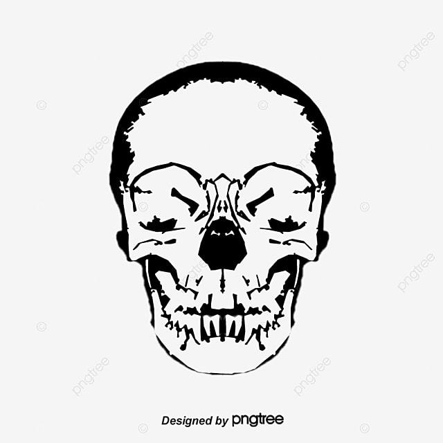 skull black ghost png and vector for free download
