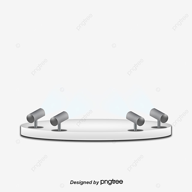 Stage Effect Light Free PNG And PSD