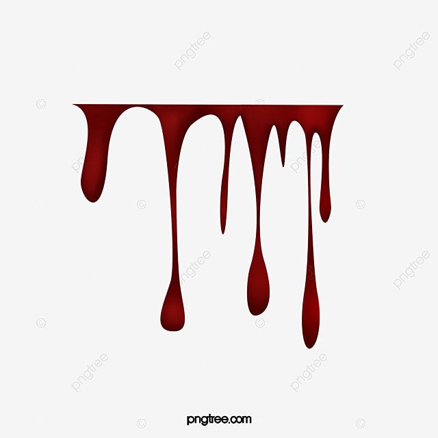 blood dripping red bloody blood png image and clipart for free rh pngtree com free dripping blood clipart dripping blood clipart border