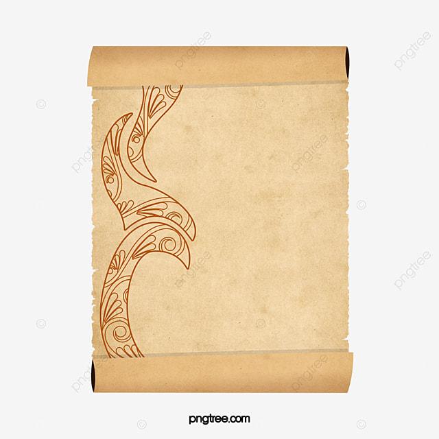 vector dragon parchment scrolls dragon parchment scrolls parchment