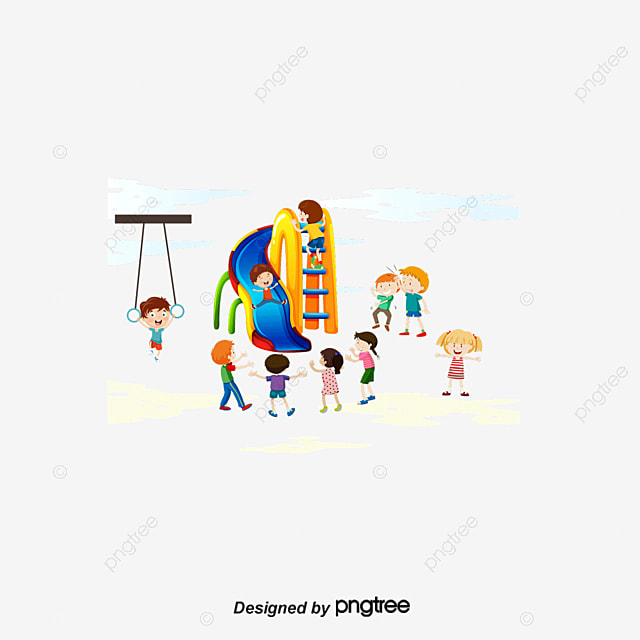 Ilustracion De Dibujos Animados Para Los Ninos Para Jugar Dibujos De