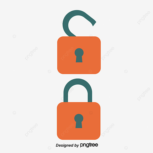 vector lock, Lock, Flat, Vector PNG and Vector for Free ...