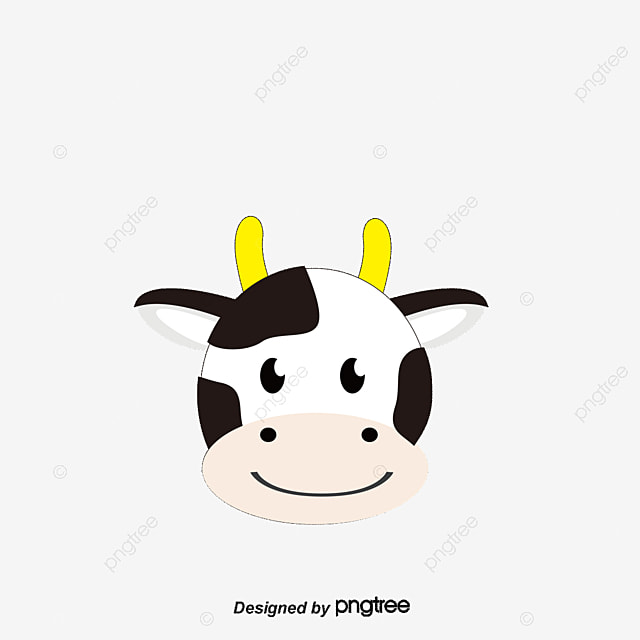 l image de la vache veau mignon de veau dessin de veau png