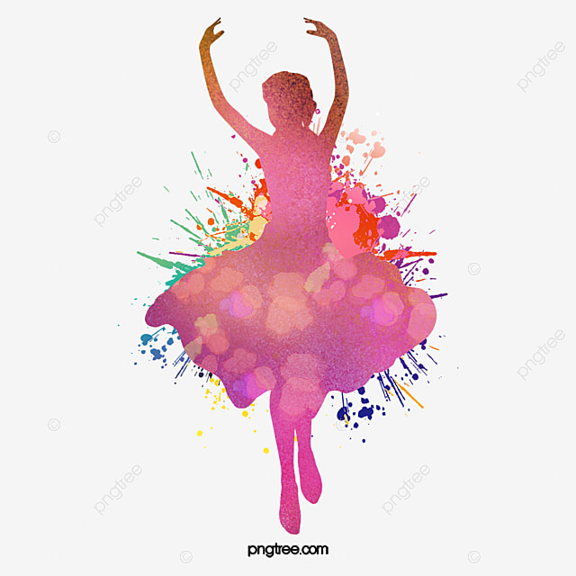 Swan Dance Dance Clipart Dancing Dancer Png Transparent Clipart Image And Psd File For Free Download