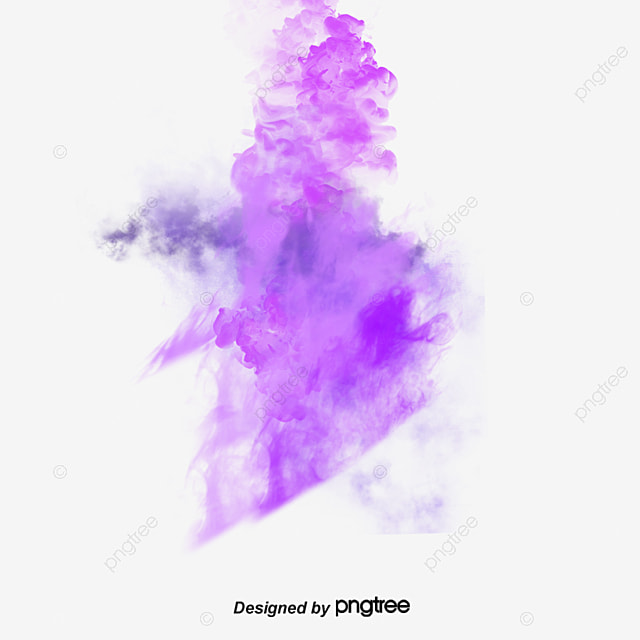 Purple puff purple smoke aqueous png and psd file for free download for Purple psd