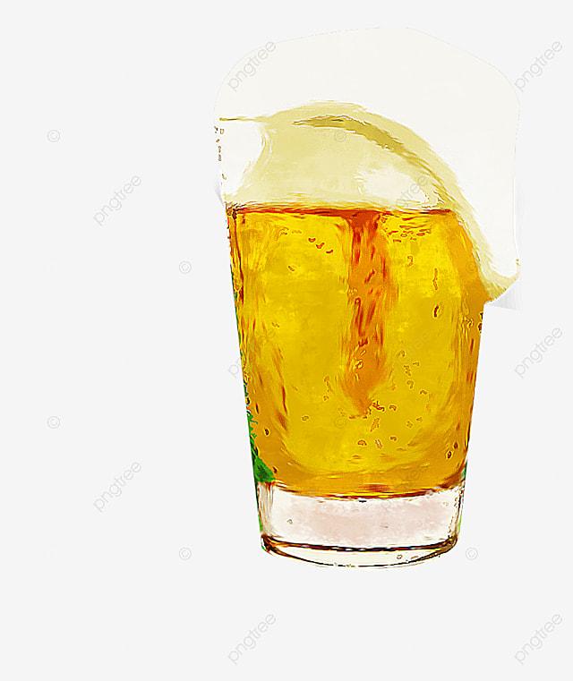 Cerveza Alcohol Bebidas Copa De Cerveza Imagen Png Para Descarga