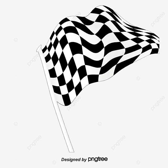 checkerboard flag vector checkerboard banner png and vector for