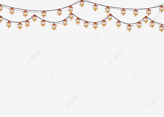 Holiday Lights, Vector, Festival, Lantern PNG And Vector