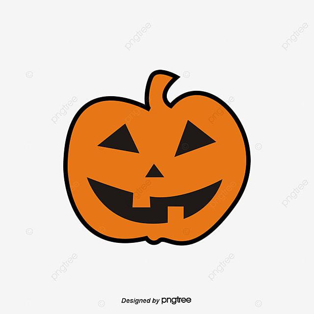 Halloween Pumpkin Vector.Cute Halloween Pumpkin Halloween Pumpkin Orange Png And Vector