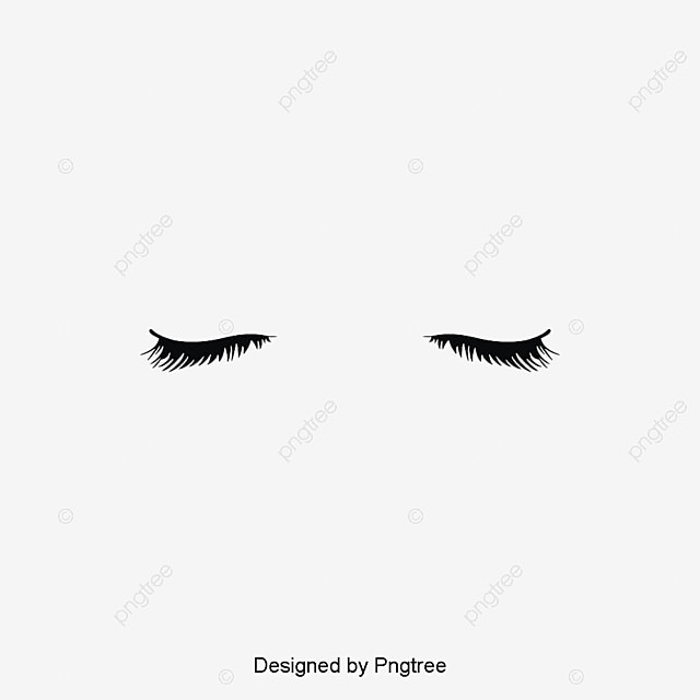 Eyelash Make Up Girls Png And Psd File For Free Download