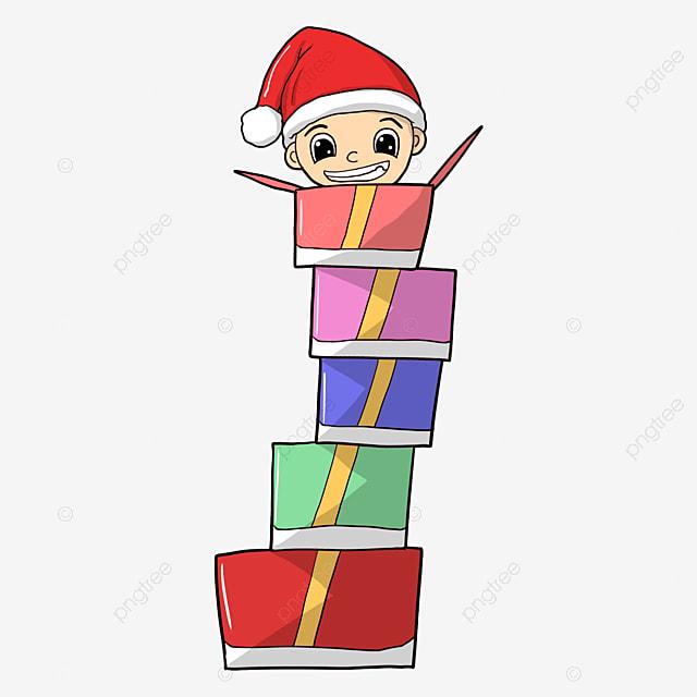 Bolas De Natal EM 3D FICA EM Tampa No Dia De Natal 3 Chapéu De Natal ... c80c857484254