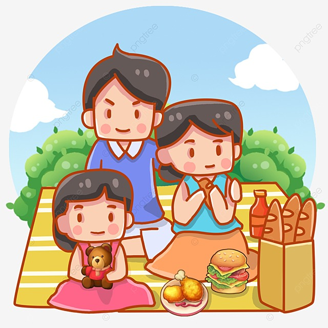 family family clipart creative cartoon png image and clipart for rh pngtree com extended family picture clipart family picture cartoon