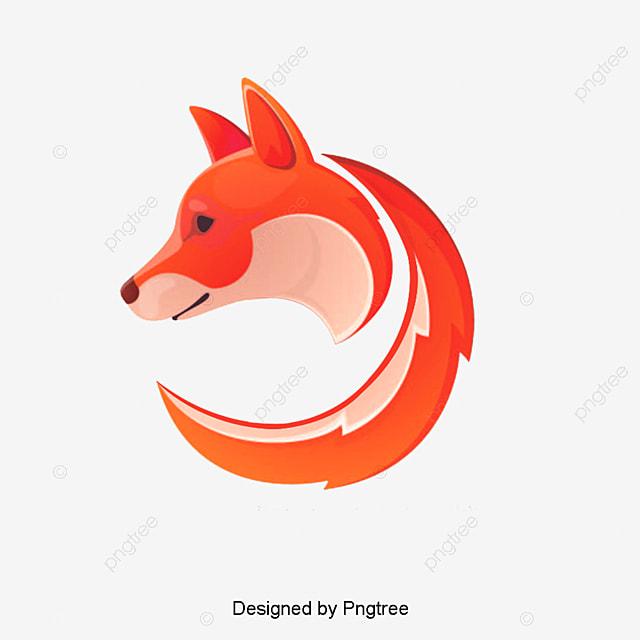 le vecteur de symbole de renard renard dessin de renard le