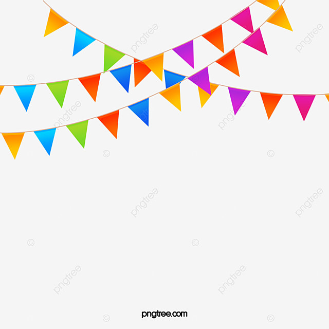 bunting  pennant  banner png transparent clipart image and psd file for free download