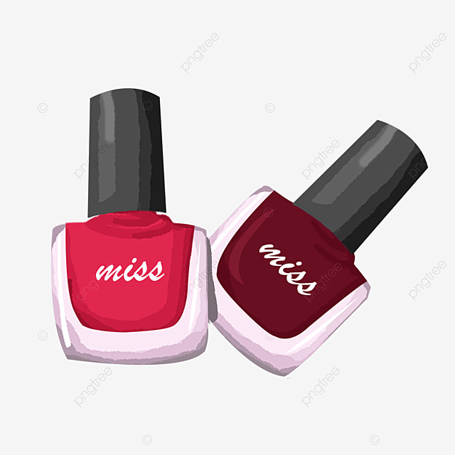 Dripping Nail Polish Product Kind Art PNG Image And Clipart