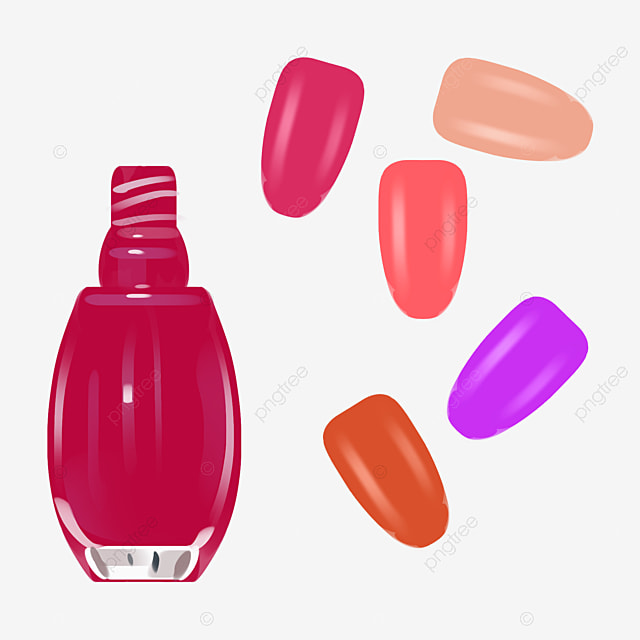 Colorful Fake Nails Product Kind Nail Art False Nails Png Image