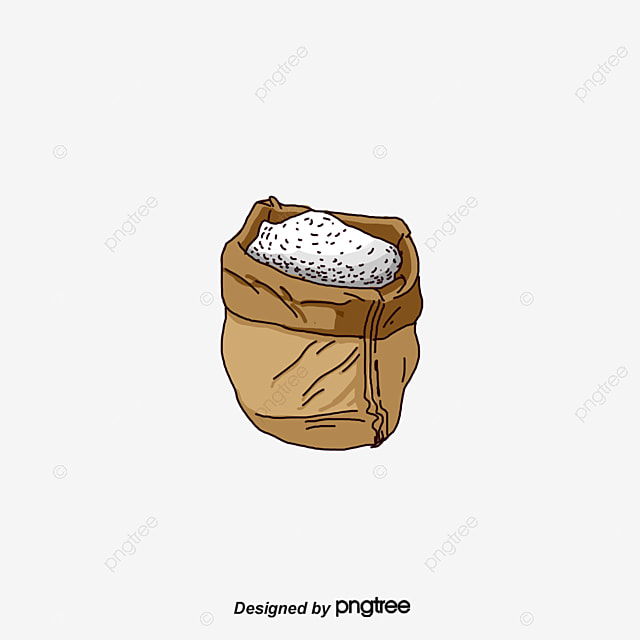 Bag Of Sugar Clipart