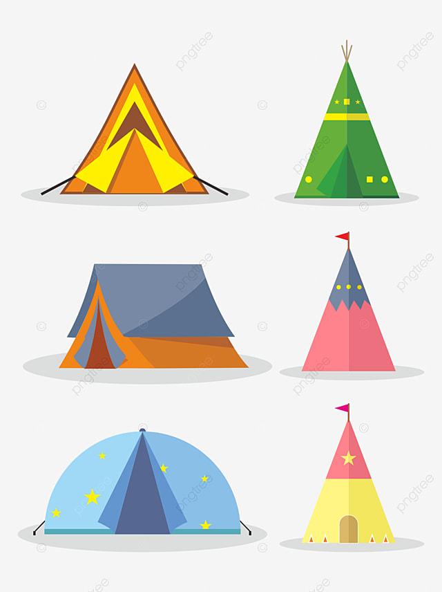 Vector Tent, Tent Vector, Color Shade Tents, Tent Storm ...