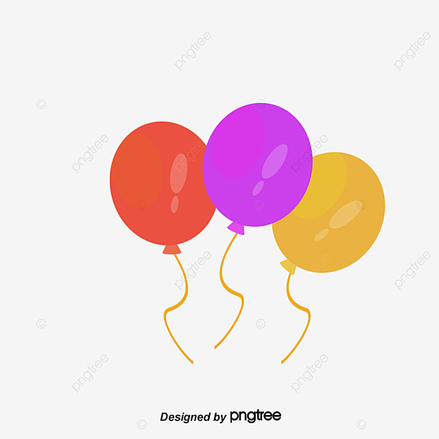 balloon vector game circus playground png and vector for free rh pngtree com balloon vector art balloon vector png