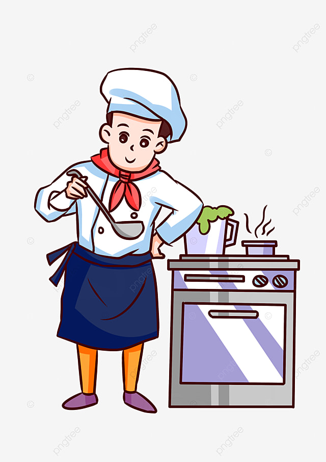 Woman cooking, Woman, Chef, Female Chef PNG Image and ...