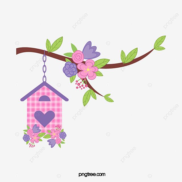 Famosos As Casas De Pássaros DOS Desenhos Animados, Material De Desenho  ET49