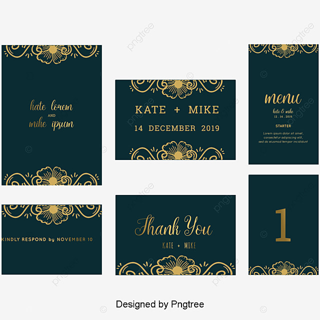 Vector wedding invitation posters taiwan card design material vector wedding invitation posters taiwan card design material vector wedding element panels png stopboris Images