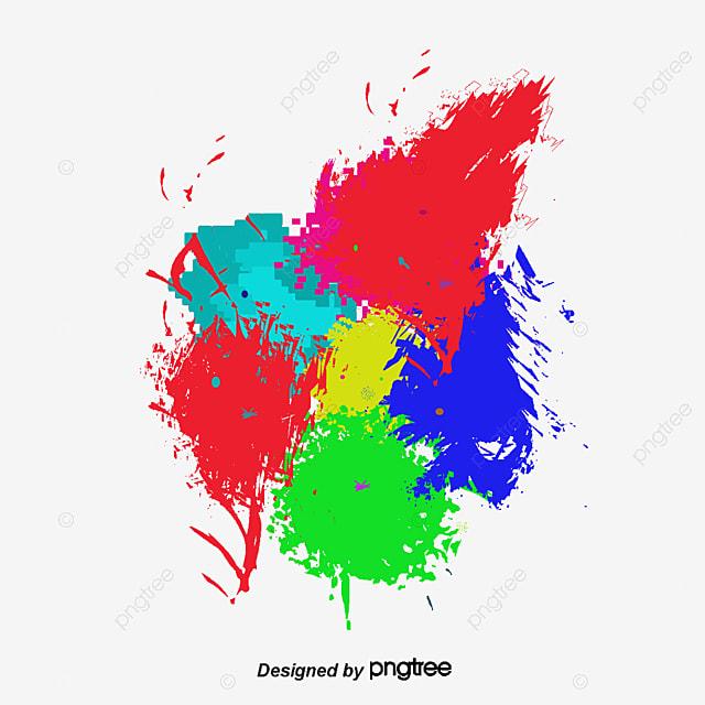 Color de las salpicaduras de pintura vectorial pintura vector color png y vector para - Salpicaduras de pintura ...