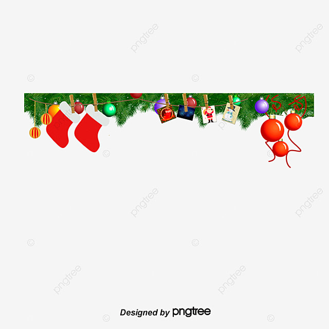 christmas border red sox ball photo png and psd