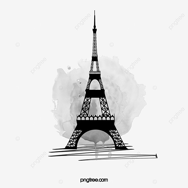 eiffel tower png vector psd and clipart with