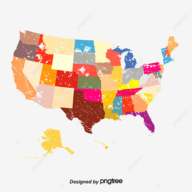 Crystal Vector Colorful World Map World Map Colorful Map - Colorful world map