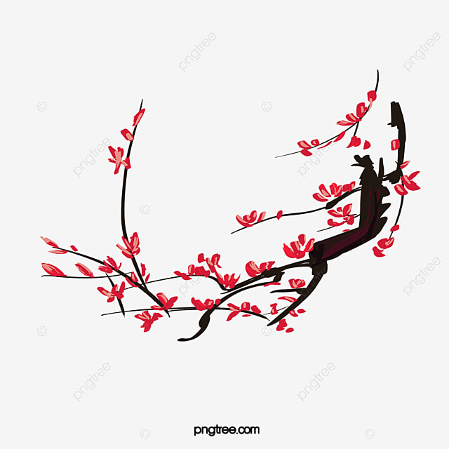 Chinese Brush Painting In Photoshop