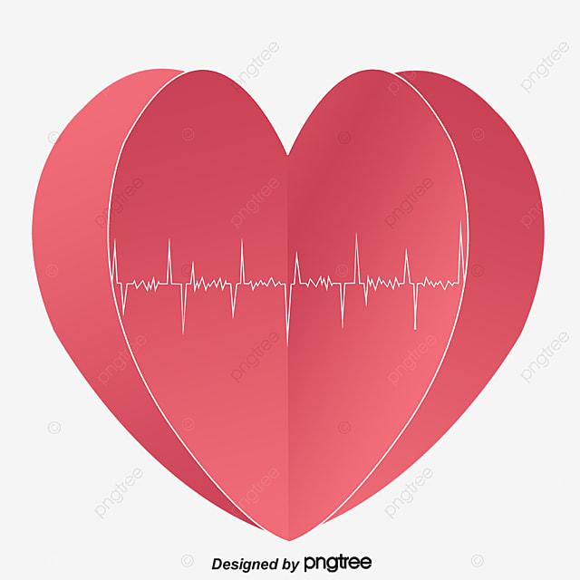 ic u00f4ne en forme de coeur de mat u00e9riau la division du secteur