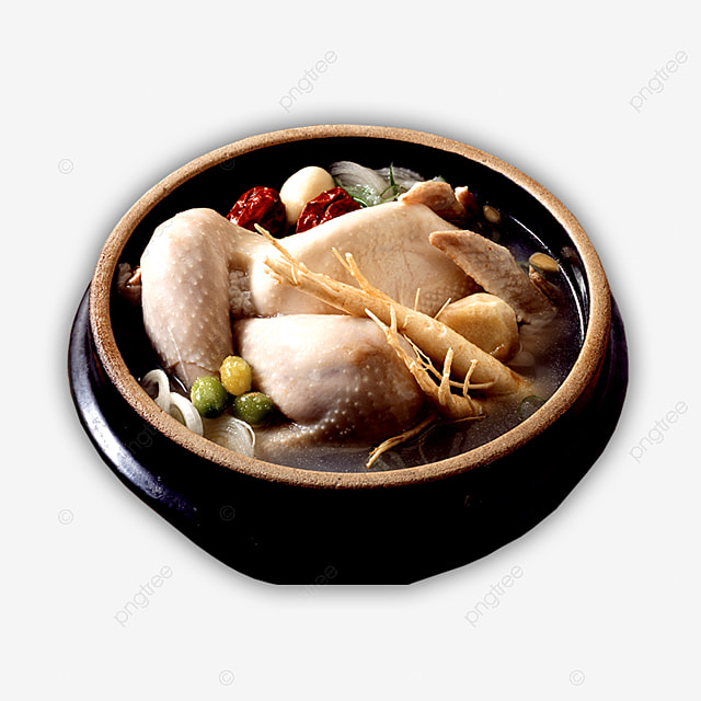 Cooked Chicken Clipart Roast PNG Image And