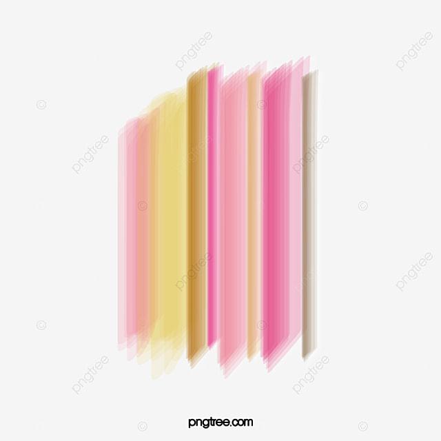 Colored lines, Golden Lines, Ink Lines, Venus PNG Image