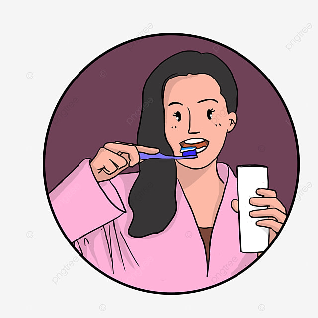children brush their teeth brush teeth child toothpaste png image rh pngtree com brush teeth clip art black and white brush teeth clip art black and white