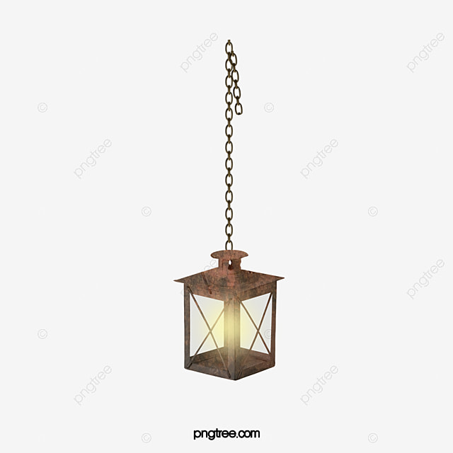 Brown Chain Glowing Lamps, Brown Chain, Chain, Lamps PNG Image and ... for Fire Lamp Clipart  588gtk